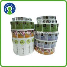 2014 wholesale e-cigarettes white label supplements for bottle labels