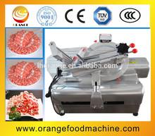2014 New design Popular Multi-functional best selling frozen lamb meat slicer