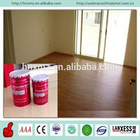 Best price double component polyurethane liquid waterproof membrane floor coating