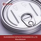 73mm 300# Aluminum milk can cover for sauce can