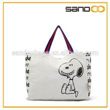 Peanuts SNOOPY Handbag,shoulder handbag,canvas bags wholesale