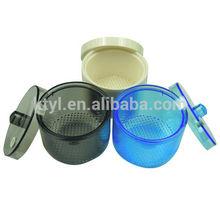 Dental Supply Plastic Autoclavable Bur Holder Box