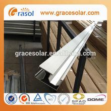 Solar Component kits solar mounting bracket Rail