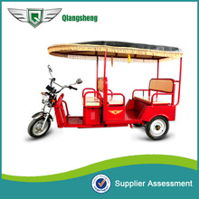 china 12v electric parts three wheeler rickshaw for sale