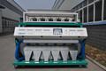 ccd y la tecnología led clasificador de color de plástico máquinas de clasificación