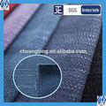 De alta calidad imitado tela de lino para sofá de/de tapicería
