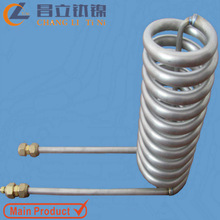 Gr2 Titanium Pipe for Chilled water coil
