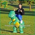 guangzhou iyi satış ve kaliteli şişme dinozor kostümü
