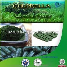100% natural and high quality chlorella powder