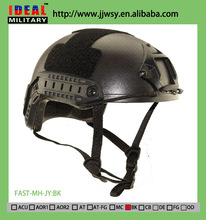 Cheaper-level MH type Tactical FAST helmet with goggles