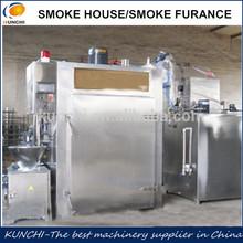hot sale professional sausage/tofu/chicken/duck smoke house