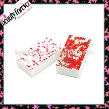 New design 2 sides nail buffer block