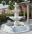 venda quente mármore jardim fonte de água