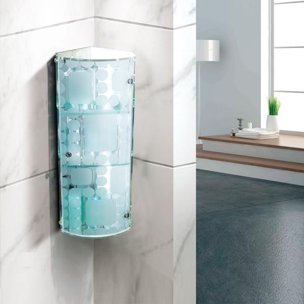 Eckschrank Bad ~ Inspiration über Haus Design