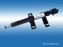 gold supplier 45# steel auto parts high intensity steering transimission shaft u-joint assembly