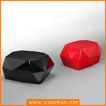 reasonable price fiberglass diamond stool