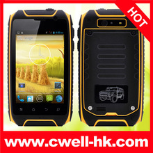 3.5 inch MTK6572 Hummer H1 android smart phone 2 cameras
