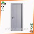 alta qualidade interior folheado de madeira portas de quartos
