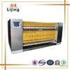 Energy Efficiency 2.5m Double Rollers Micro Holes Hospital Cotton Bedsheet Fabric Ironing Machine for Hotel, Hospital