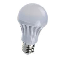 5W,8W, E27 B22,E26base Plastic+aluminium good appearance LED globe bulbs