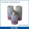 SASO Certification 300ml Gel Aerosol Toilet Spray Air Freshener Bottle