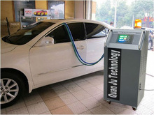 Portable Auto Car 03 & Negative Ion Purifiers for Car Washing Beauty Shop