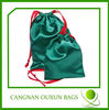 Stylish large satin drawstring bags