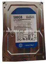 "3.5"" sata internal desktop 500gb hard drive disk"