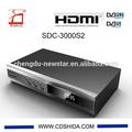 Sdc-3000s melhor receptor de satélite hd 2013