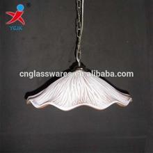 Wholesale Custom shell pendant lamp