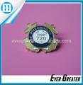 Personnalisé ruban adhésif 3m chrome badge voiture voitures d'occasion à dubaï badge épingle métallique