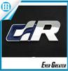 customized 3M tape chrome car badge Adhesive used cars custom chrome emblems for car