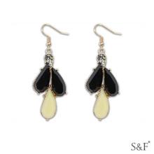 101058 heart fashion sets jewelry korean earrings