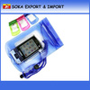 top quality custom logo pvc waterproof dry bag for mobile phone
