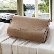 Offer good memory foam pillows for brand setting