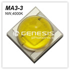 (4000K) high power LED GPI flip chip inside Match LED (Nature White) on 3535 ceramic substrate