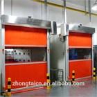 Front Door Alibaba China Supplier High Speed Doors