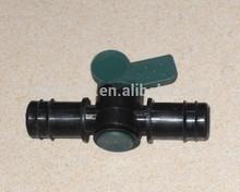 SPVC irrigation direct connection valve mould