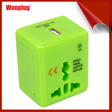 2014 New Arrival Universal Plug Pro Adapter with CE Rohs