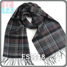 high quality fashion 2012 mens winter scarf