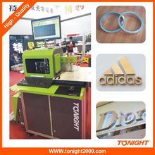 Metal channel letter bender machine widely used to make signs TLT-SS with video