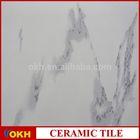 cheap imitation marble floor ceramic tile
