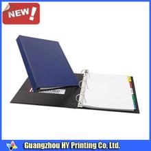 Durable material a3 presentation binder