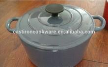 Hot Sale 24CM Cast Iron Cookware / Enamel Cooking Pot
