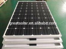 200w Mono Solar Panel! Solar Modules, High Quality China Manufacturer India Price!