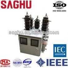 IEC Oil Immersed Medium Voltage Power Meter Box
