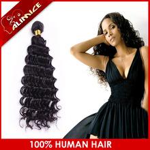 100g/pcs, 100% human hair,deep curly malaysian hair extension
