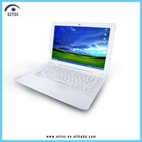 Hot Selling 13.3 inch Intel Dual Core Laptop Mini Laptop 2GB RAM 160GB HDD Wi-Fi+Blueth+Webcam
