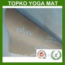 2014 top sale wholesale printed pilates yoga mat
