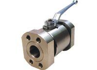 china manufacturer flanged high pressure ball valve